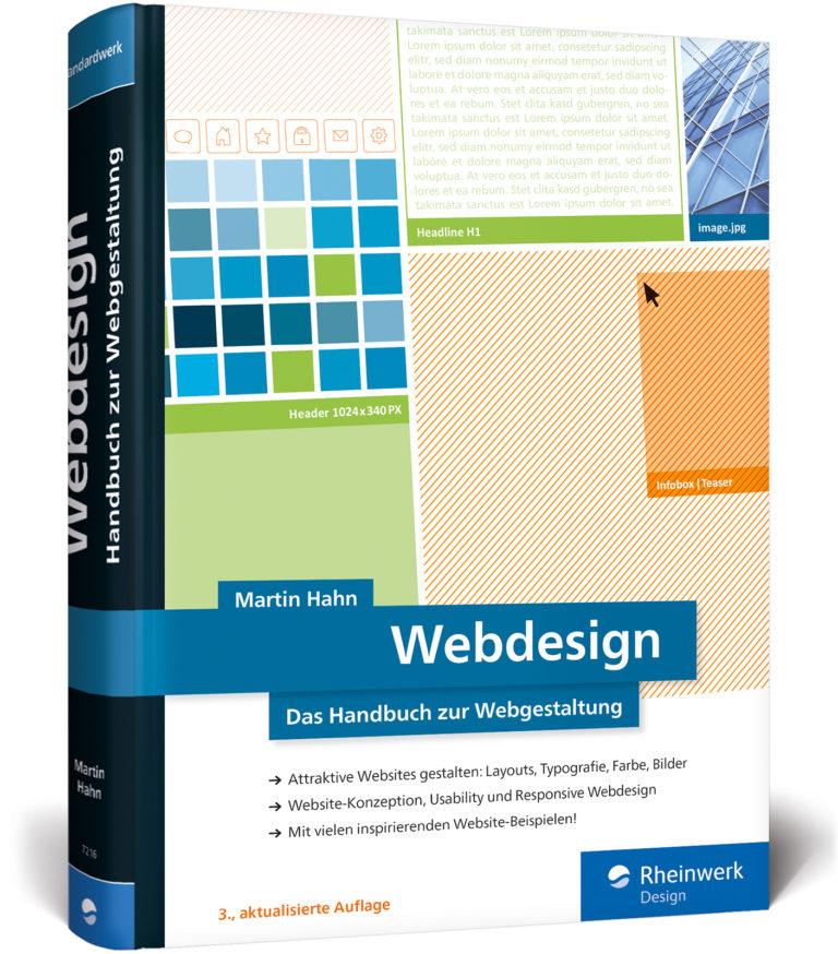 Lerne Webdesigns effektiver zu gestalten 1