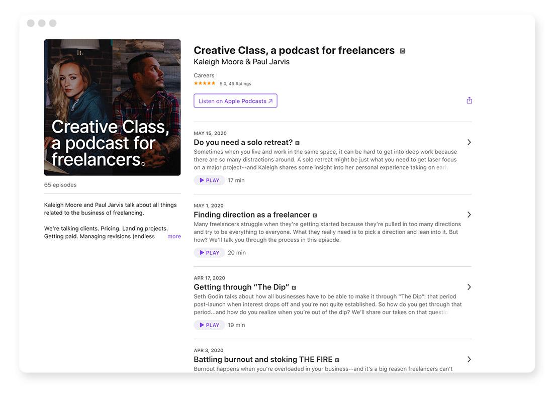 Design- & Webdesign-Blogs & -Podcasts zur Weiterbildung 43