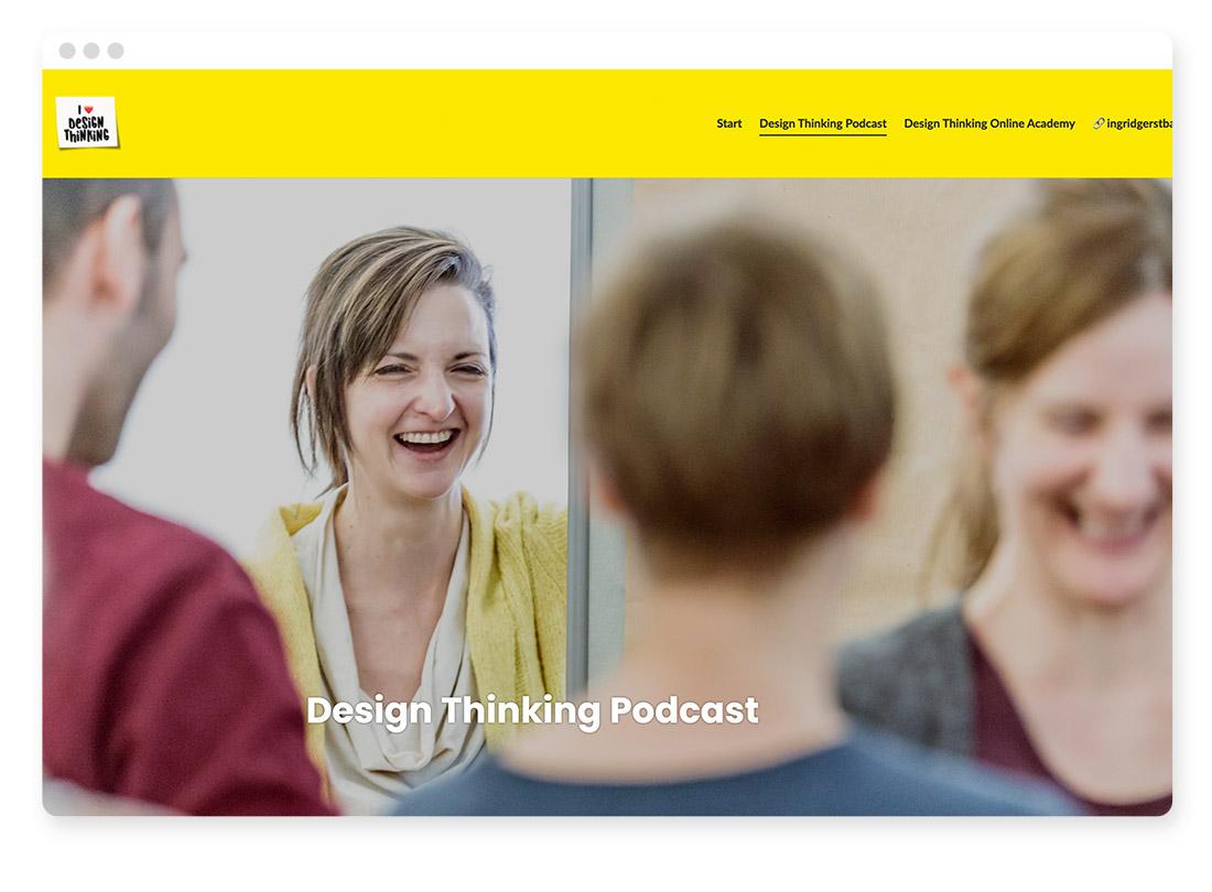 Design- & Webdesign-Blogs & -Podcasts zur Weiterbildung 30
