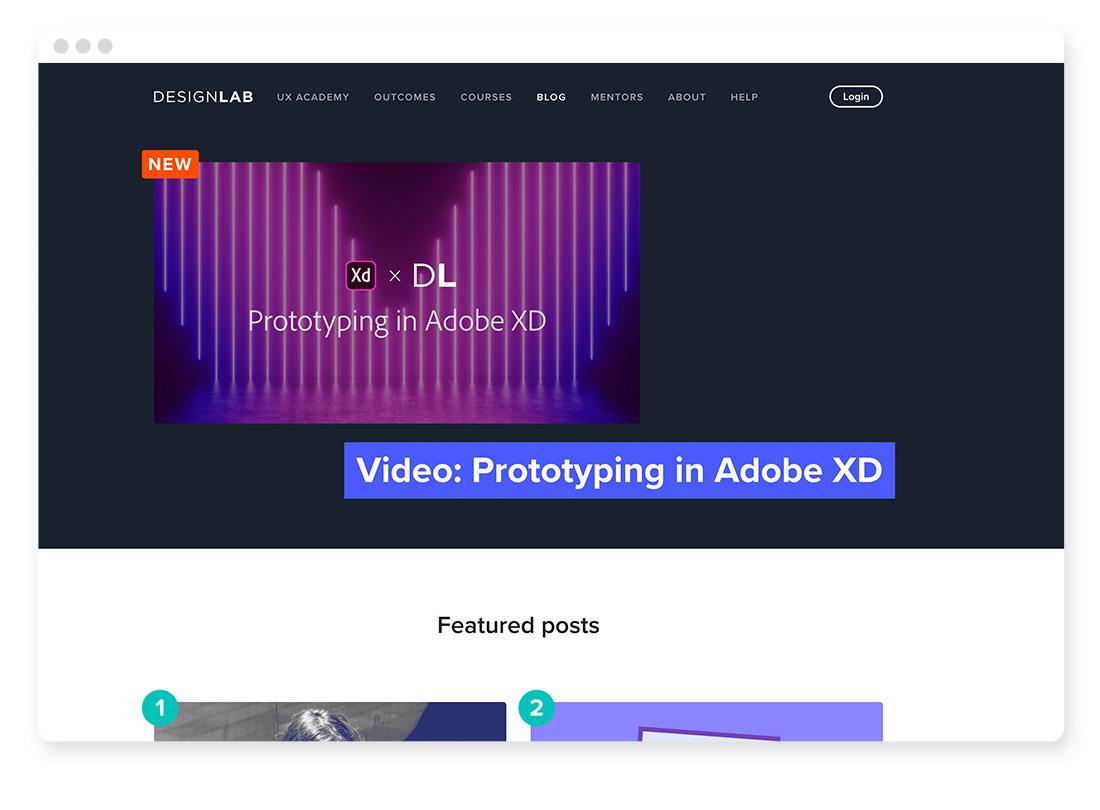 Design- & Webdesign-Blogs & -Podcasts zur Weiterbildung 3