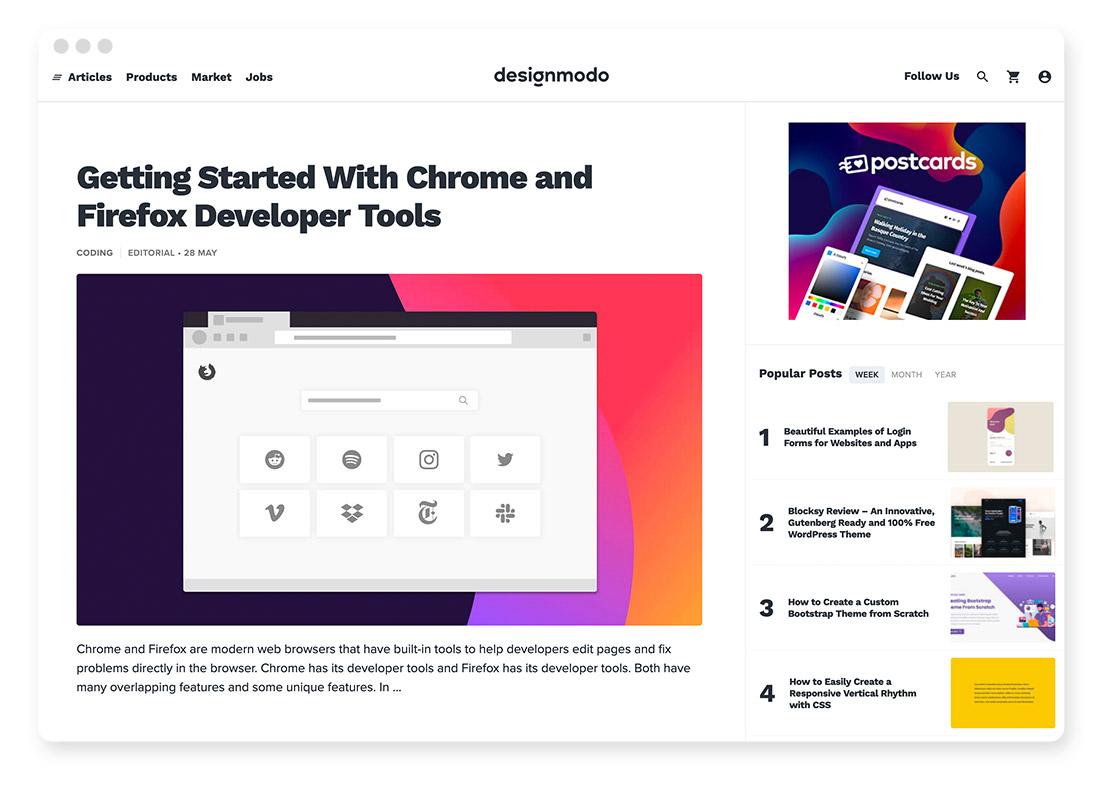 Design- & Webdesign-Blogs & -Podcasts zur Weiterbildung 13