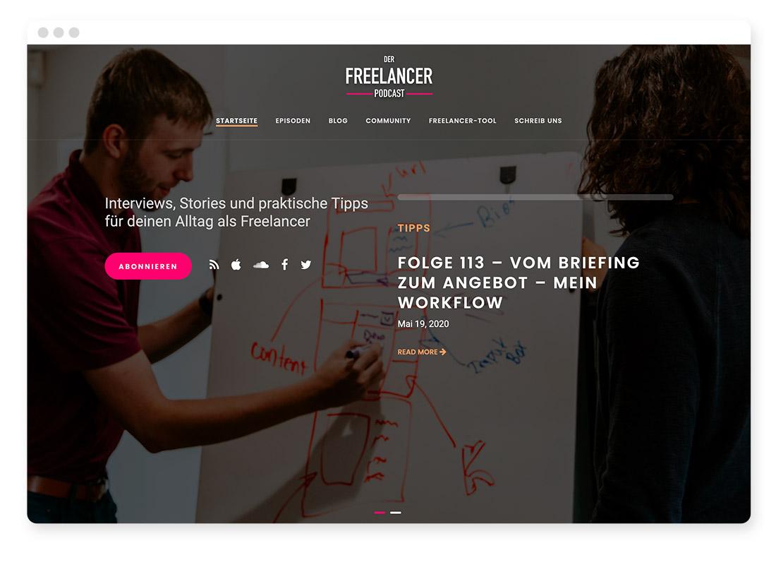 Design- & Webdesign-Blogs & -Podcasts zur Weiterbildung 31