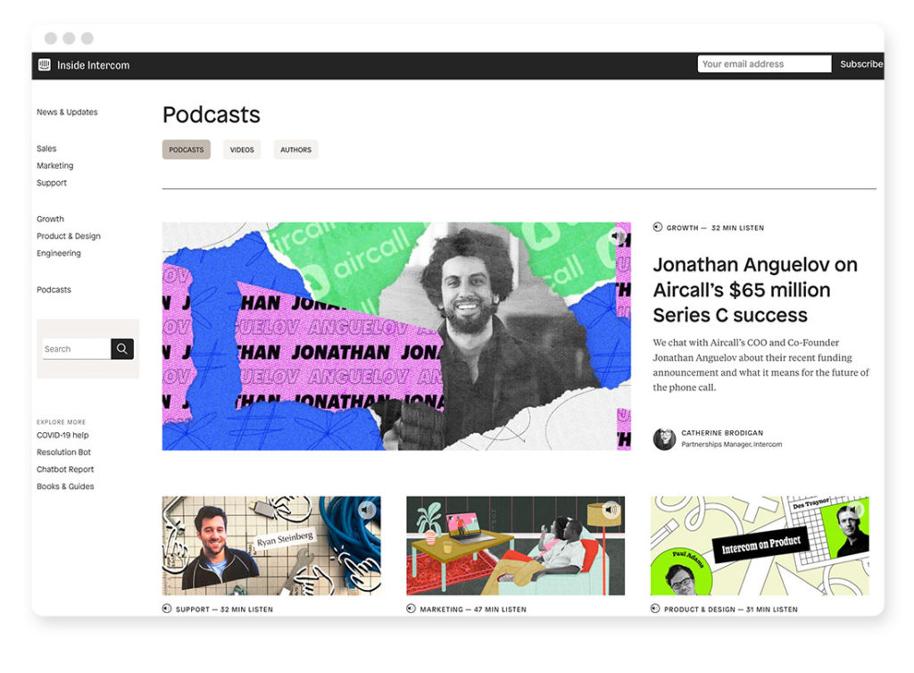 Design- & Webdesign-Blogs & -Podcasts zur Weiterbildung 38