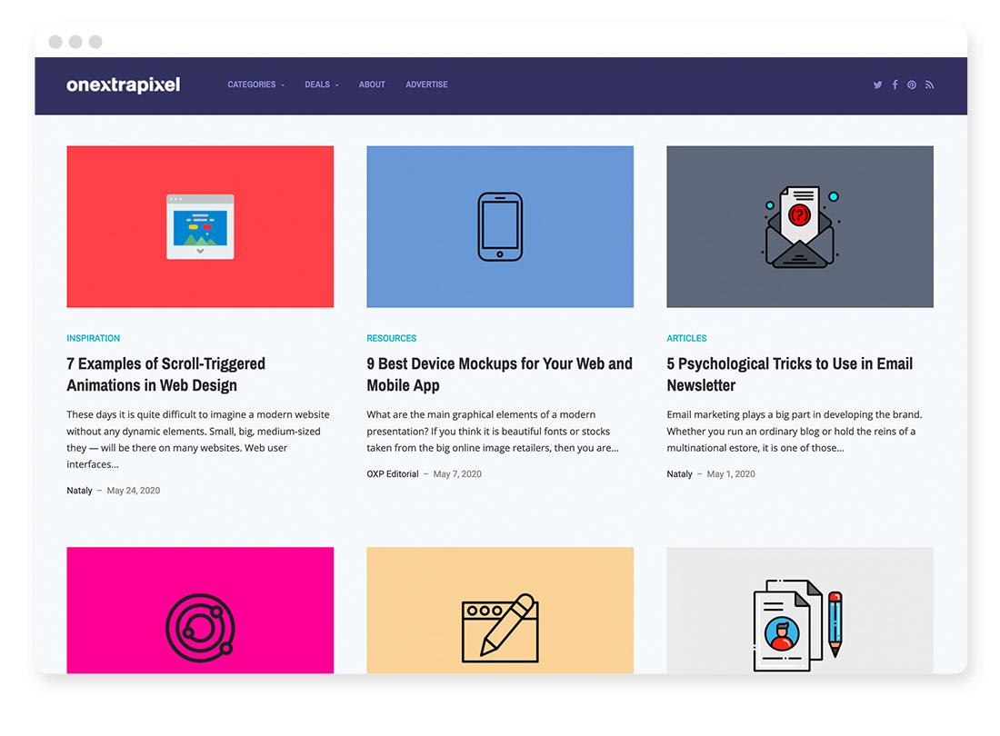 Design- & Webdesign-Blogs & -Podcasts zur Weiterbildung 14