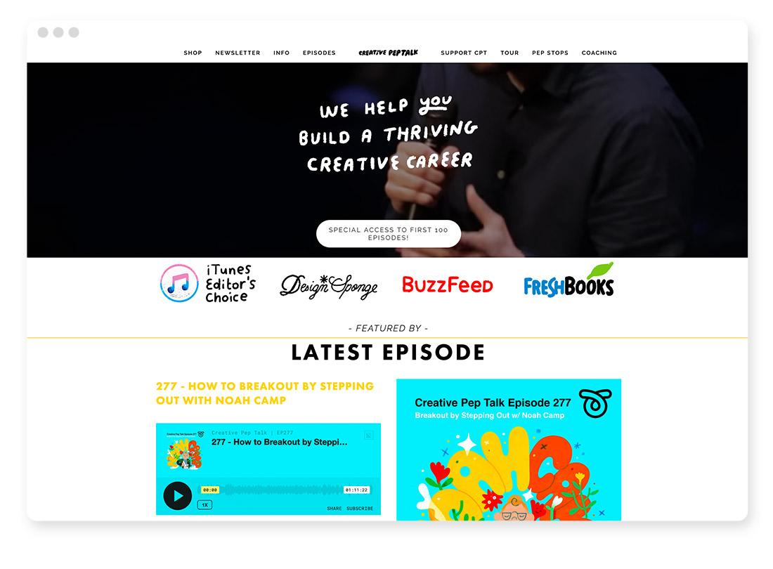Design- & Webdesign-Blogs & -Podcasts zur Weiterbildung 39