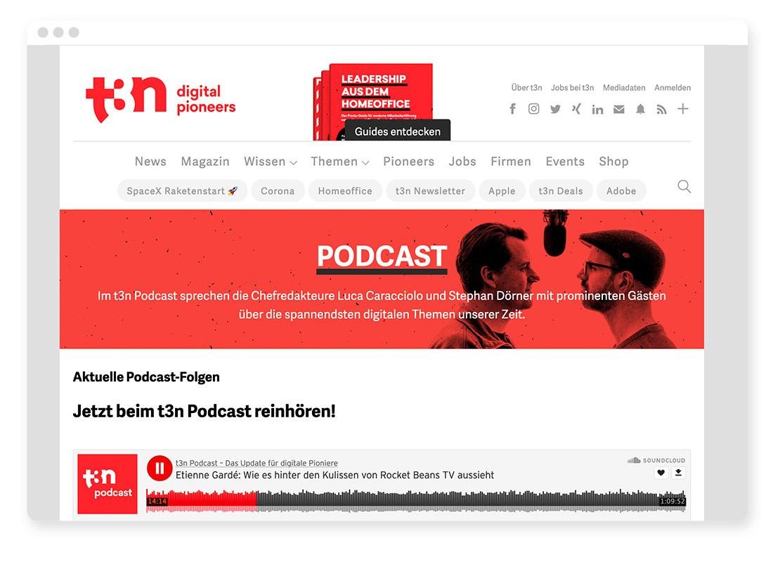 Design- & Webdesign-Blogs & -Podcasts zur Weiterbildung 35