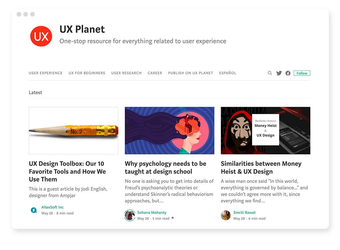 Design- & Webdesign-Blogs & -Podcasts zur Weiterbildung 8