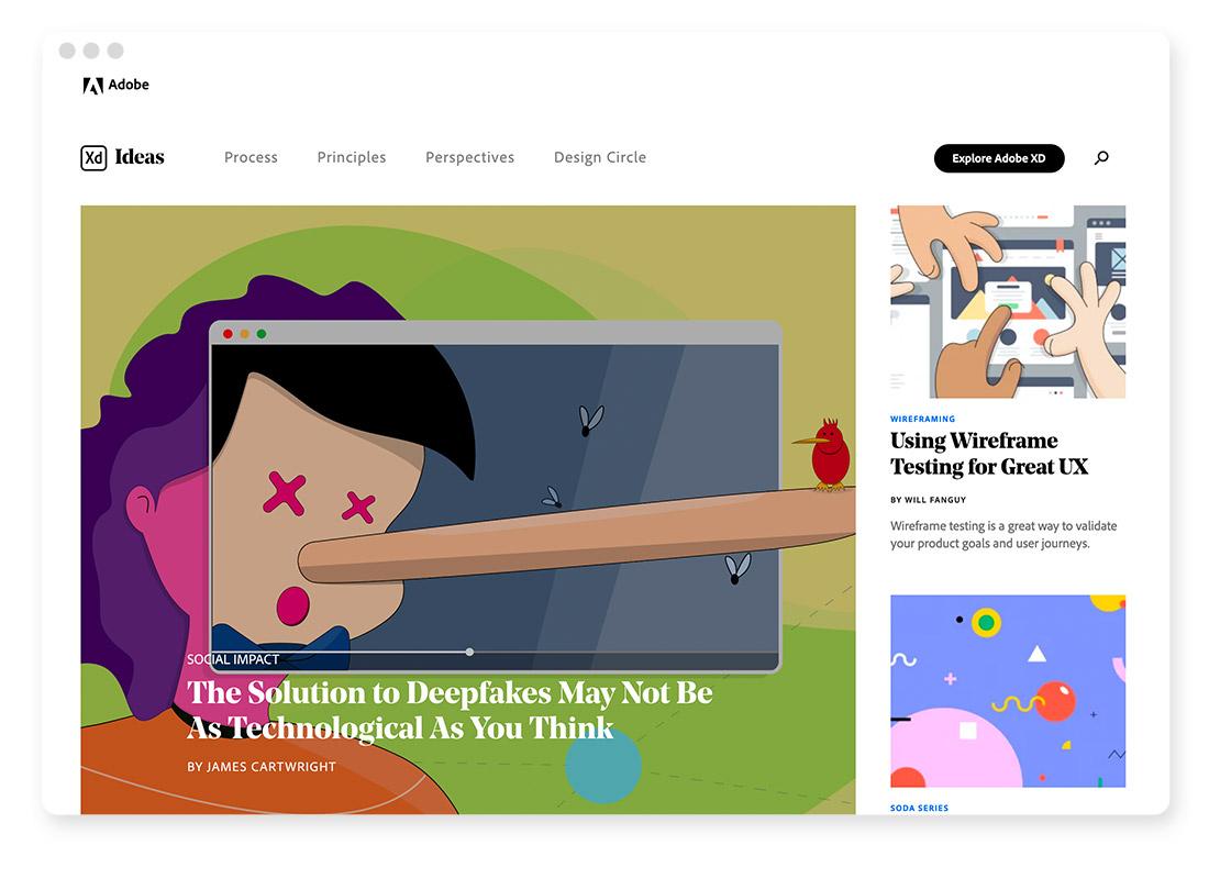 Design- & Webdesign-Blogs & -Podcasts zur Weiterbildung 1