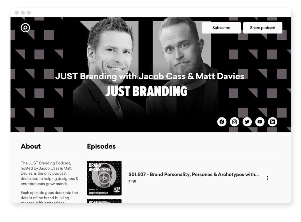 Design- & Webdesign-Blogs & -Podcasts zur Weiterbildung 45