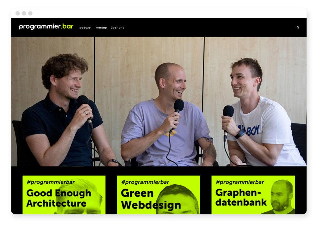 Design- & Webdesign-Blogs & -Podcasts zur Weiterbildung 36
