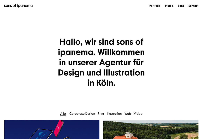 Webdesign Newsletter 12