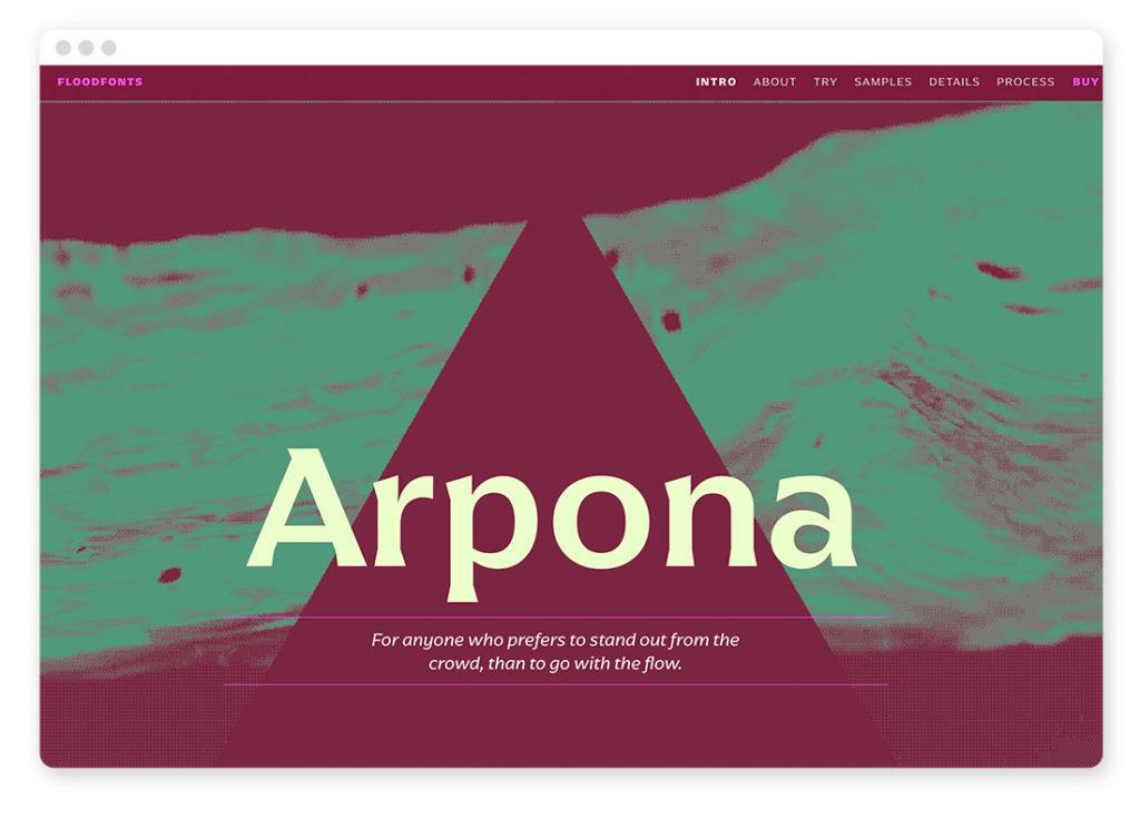 Farbtrends im Webdesign – Das sind die angesagtesten Farbkombinationen auf Websites 46