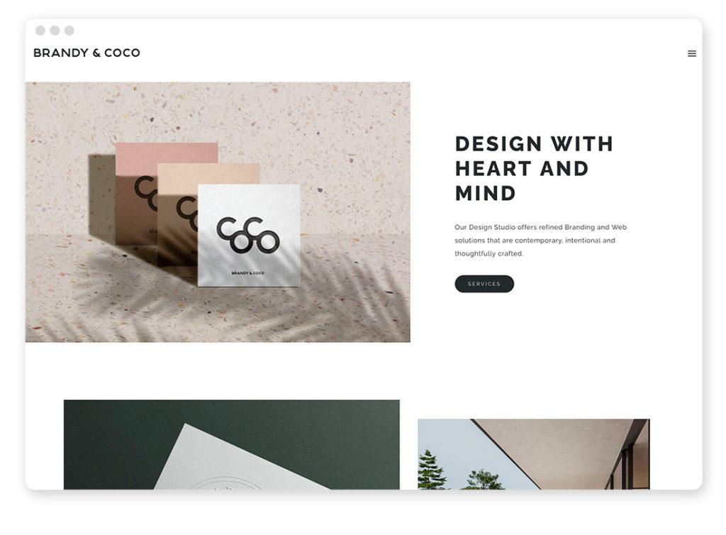 Farbtrends im Webdesign – Das sind die angesagtesten Farbkombinationen auf Websites 29