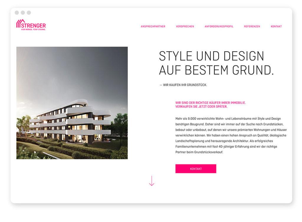 Farbtrends im Webdesign – Das sind die angesagtesten Farbkombinationen auf Websites 33