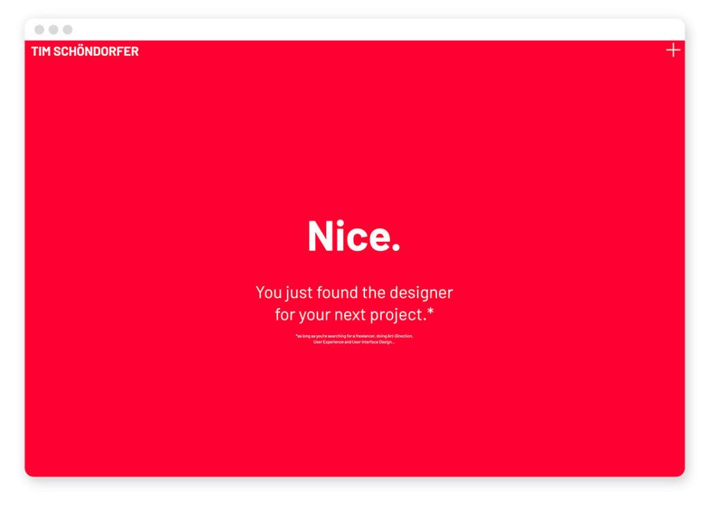 Farbtrends im Webdesign – Das sind die angesagtesten Farbkombinationen auf Websites 22