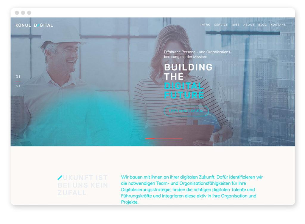 Farbtrends im Webdesign – Das sind die angesagtesten Farbkombinationen auf Websites 36