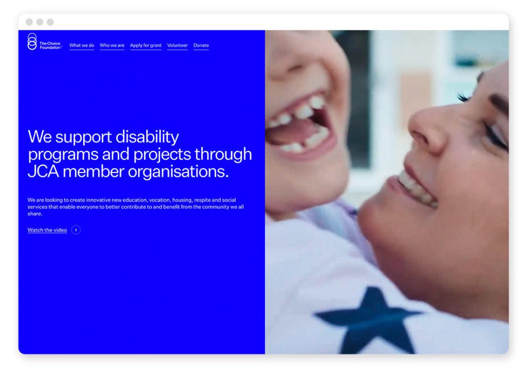 Farbtrends im Webdesign – Das sind die angesagtesten Farbkombinationen auf Websites 6