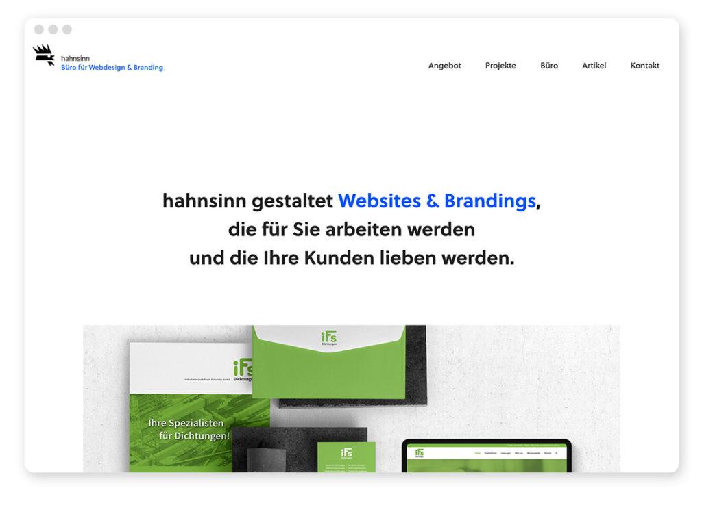 Farbtrends im Webdesign – Das sind die angesagtesten Farbkombinationen auf Websites 8