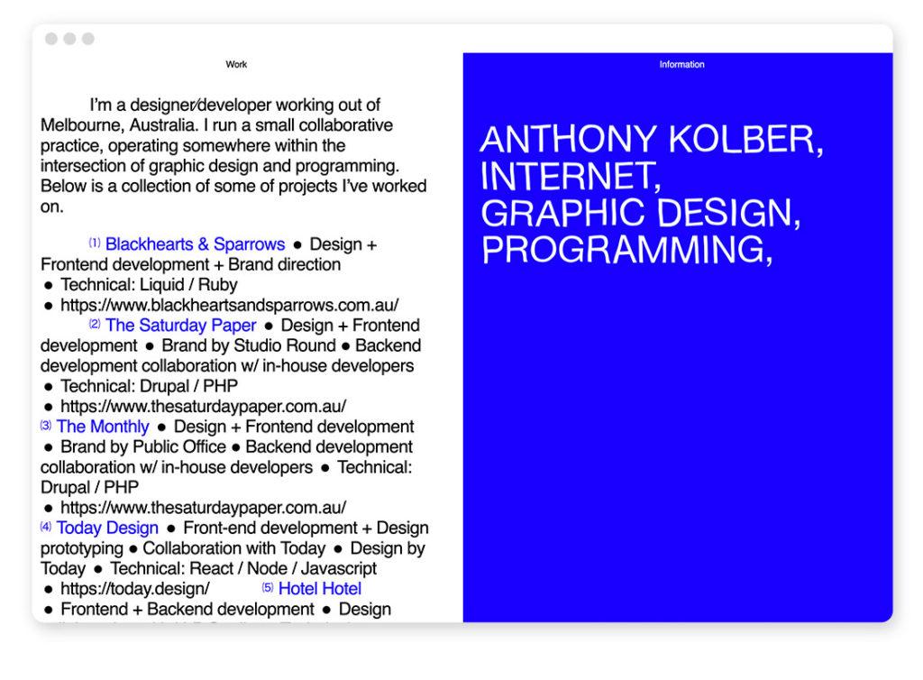 Farbtrends im Webdesign – Das sind die angesagtesten Farbkombinationen auf Websites 5