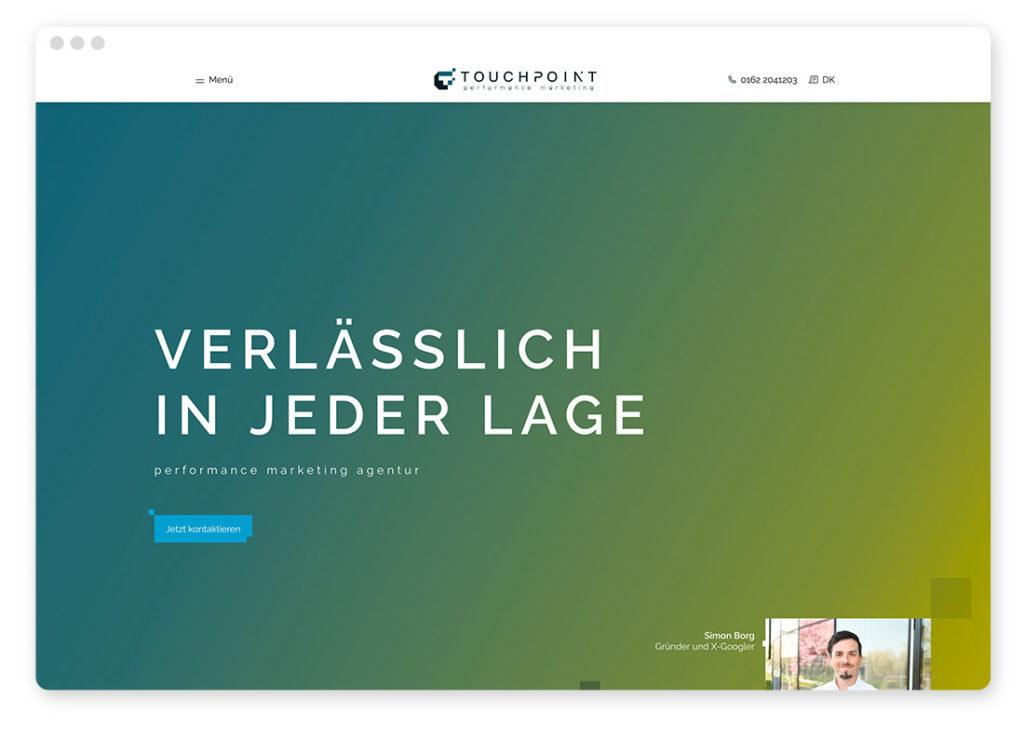 Farbtrends im Webdesign – Das sind die angesagtesten Farbkombinationen auf Websites 42