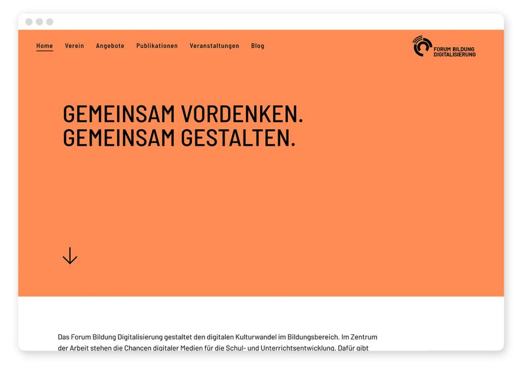 Farbtrends im Webdesign – Das sind die angesagtesten Farbkombinationen auf Websites 49