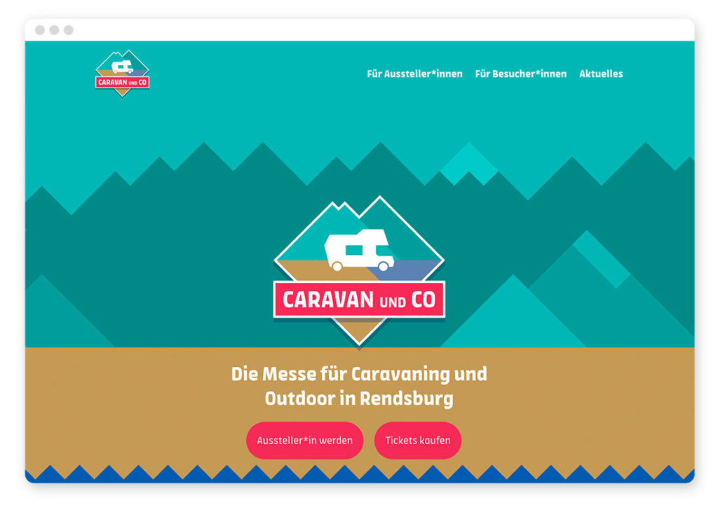 Farbtrends im Webdesign – Das sind die angesagtesten Farbkombinationen auf Websites 38