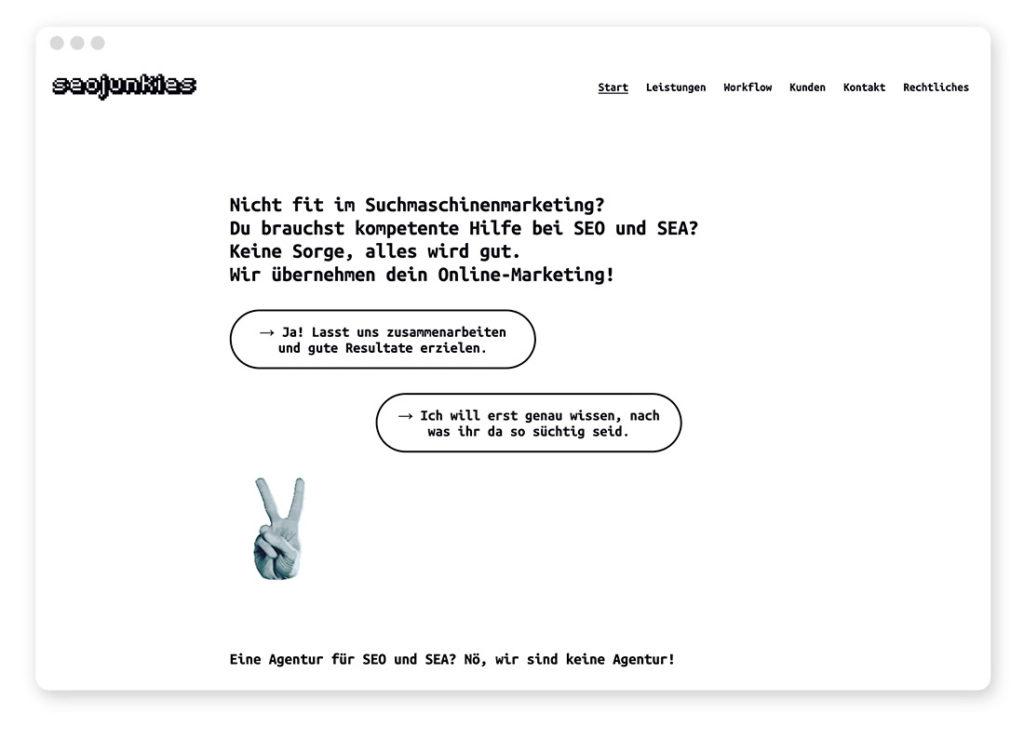 Farbtrends im Webdesign – Das sind die angesagtesten Farbkombinationen auf Websites 15