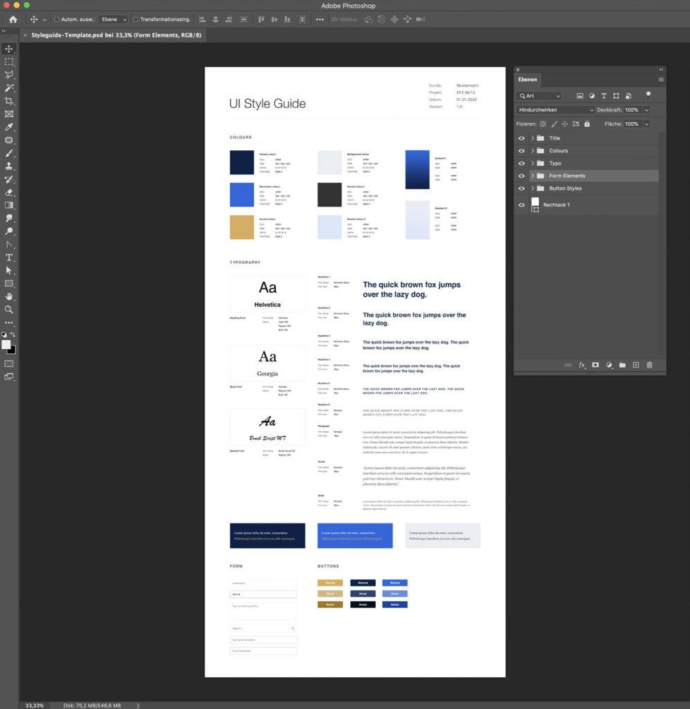 Webdesign Kit 11