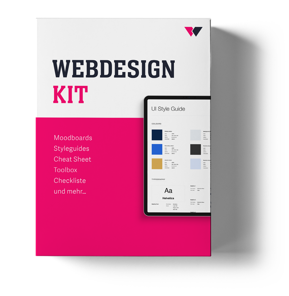 Webdesign Kit Dankesseite 5