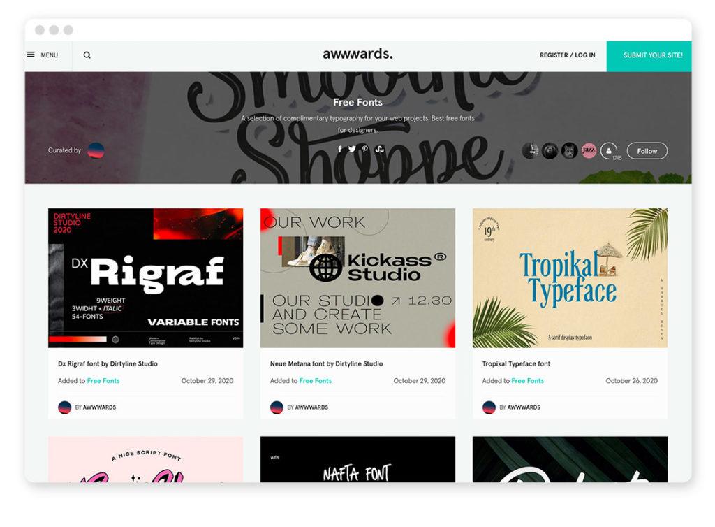 Über 95 Typo- und Fonts-Tools für deinen Webdesign-Alltag 27