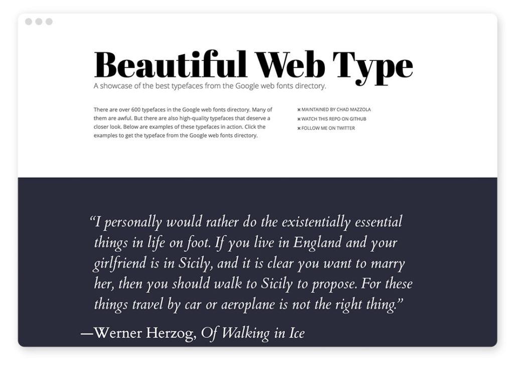 Über 95 Typo- und Fonts-Tools für deinen Webdesign-Alltag 63