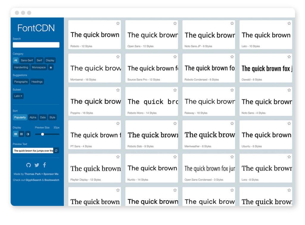 Über 95 Typo- und Fonts-Tools für deinen Webdesign-Alltag 36