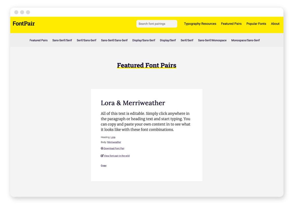 Über 95 Typo- und Fonts-Tools für deinen Webdesign-Alltag 70