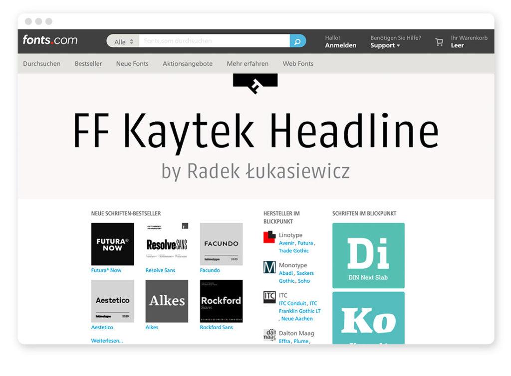 Über 95 Typo- und Fonts-Tools für deinen Webdesign-Alltag 5