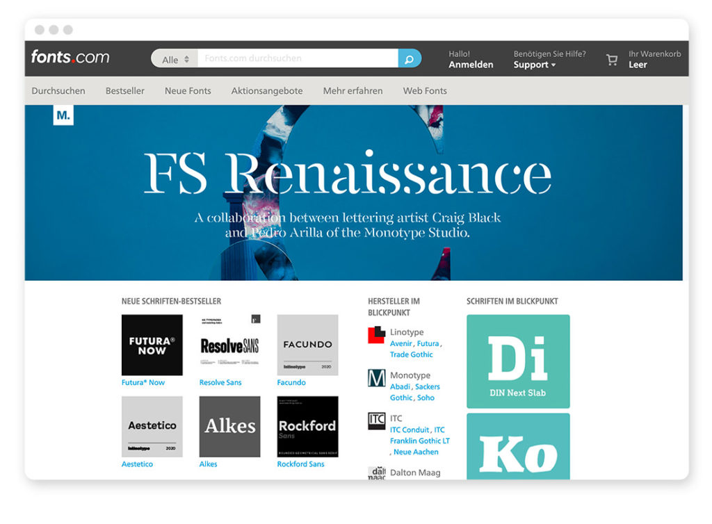 Über 95 Typo- und Fonts-Tools für deinen Webdesign-Alltag 33
