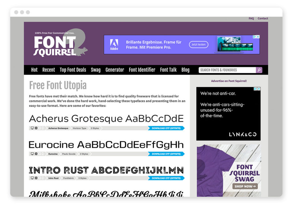 Über 95 Typo- und Fonts-Tools für deinen Webdesign-Alltag 32