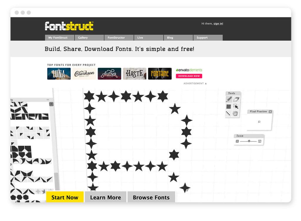 Über 95 Typo- und Fonts-Tools für deinen Webdesign-Alltag 45