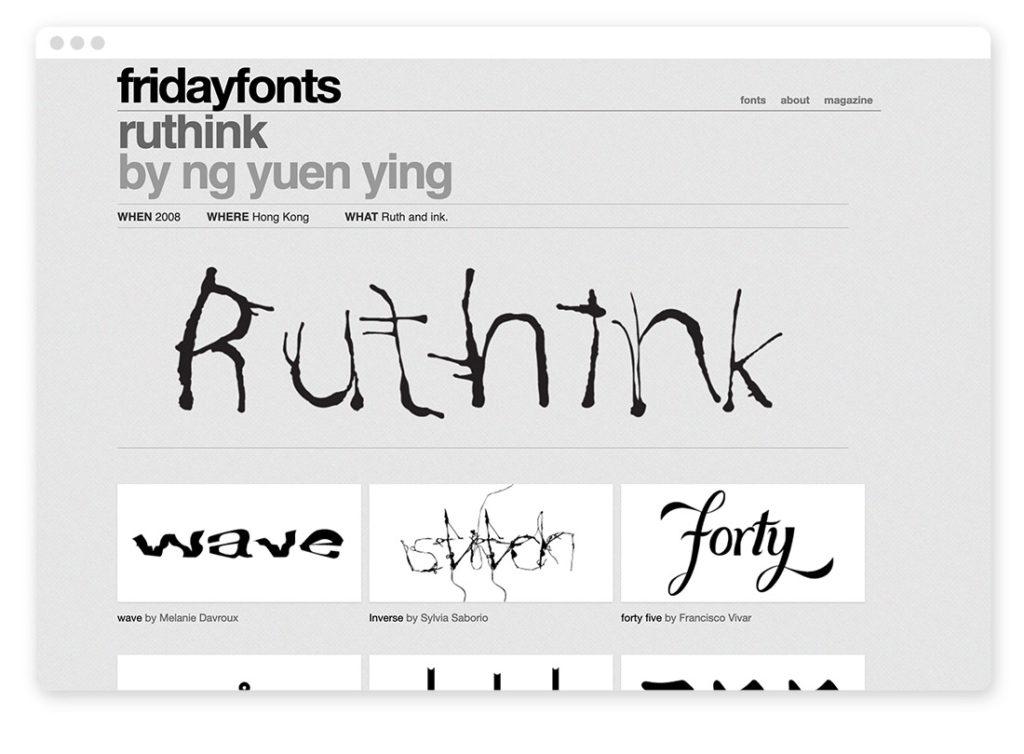Über 95 Typo- und Fonts-Tools für deinen Webdesign-Alltag 28