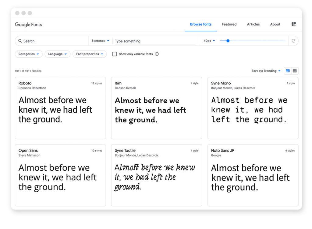 Über 95 Typo- und Fonts-Tools für deinen Webdesign-Alltag 30