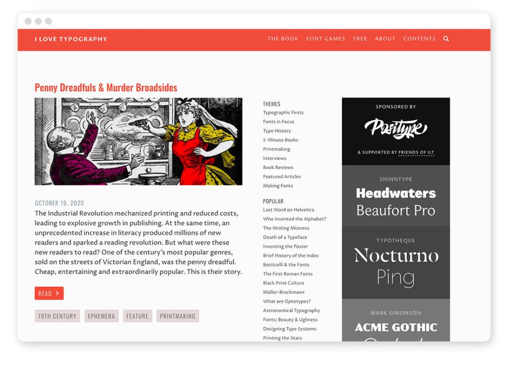 Über 95 Typo- und Fonts-Tools für deinen Webdesign-Alltag 86