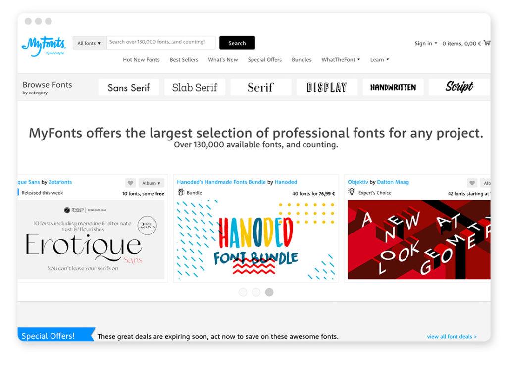 Über 95 Typo- und Fonts-Tools für deinen Webdesign-Alltag 6