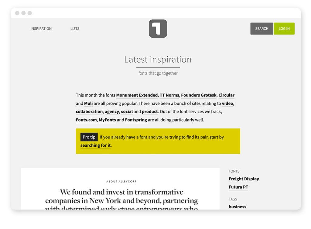 Über 95 Typo- und Fonts-Tools für deinen Webdesign-Alltag 62