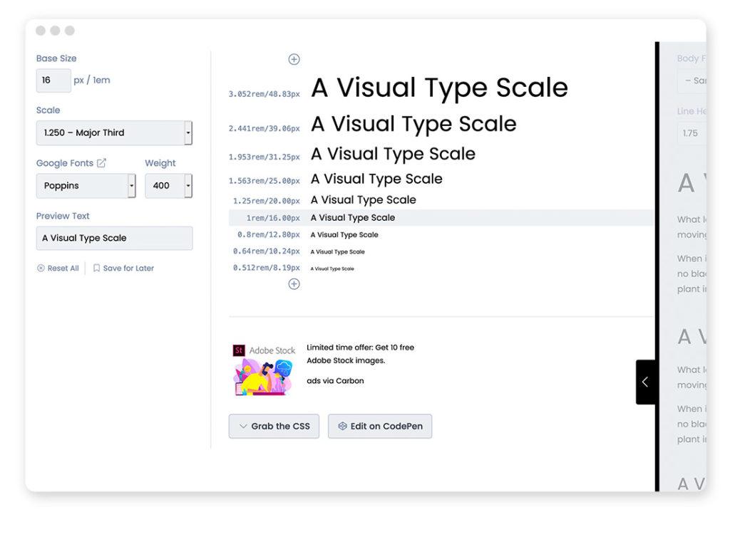 Über 95 Typo- und Fonts-Tools für deinen Webdesign-Alltag 53