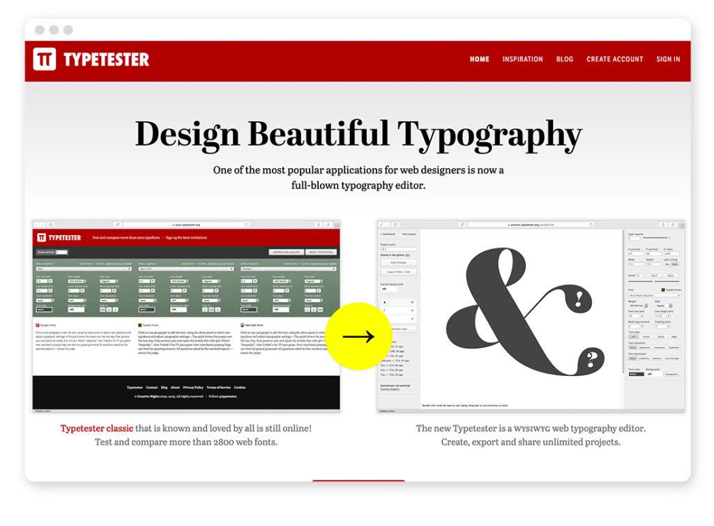 Über 95 Typo- und Fonts-Tools für deinen Webdesign-Alltag 52