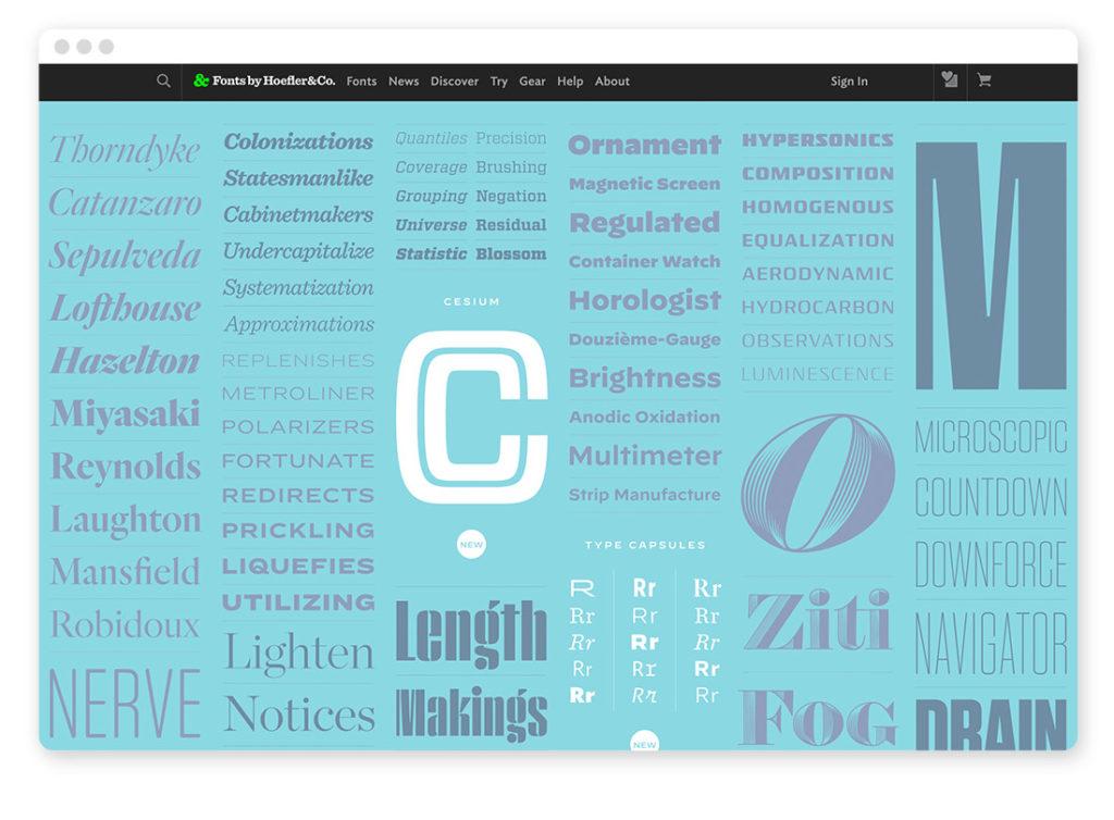 Über 95 Typo- und Fonts-Tools für deinen Webdesign-Alltag 11