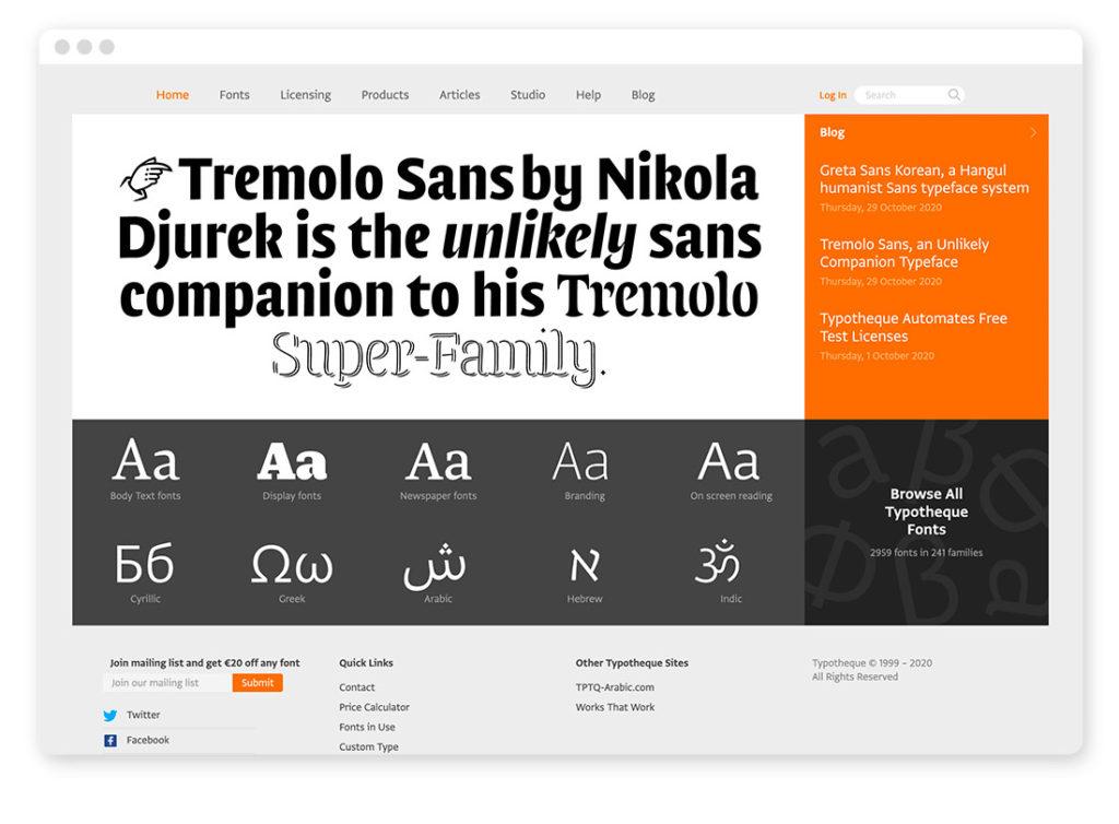 Über 95 Typo- und Fonts-Tools für deinen Webdesign-Alltag 8