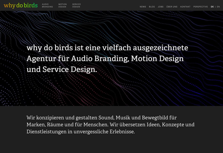 Webdesign Newsletter 9