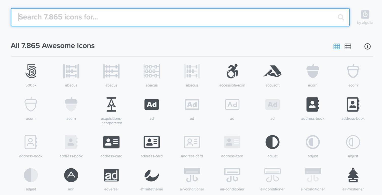 Wie du mühelos Icon Fonts einbinden kannst – Eine Anleitung und Übersicht 3