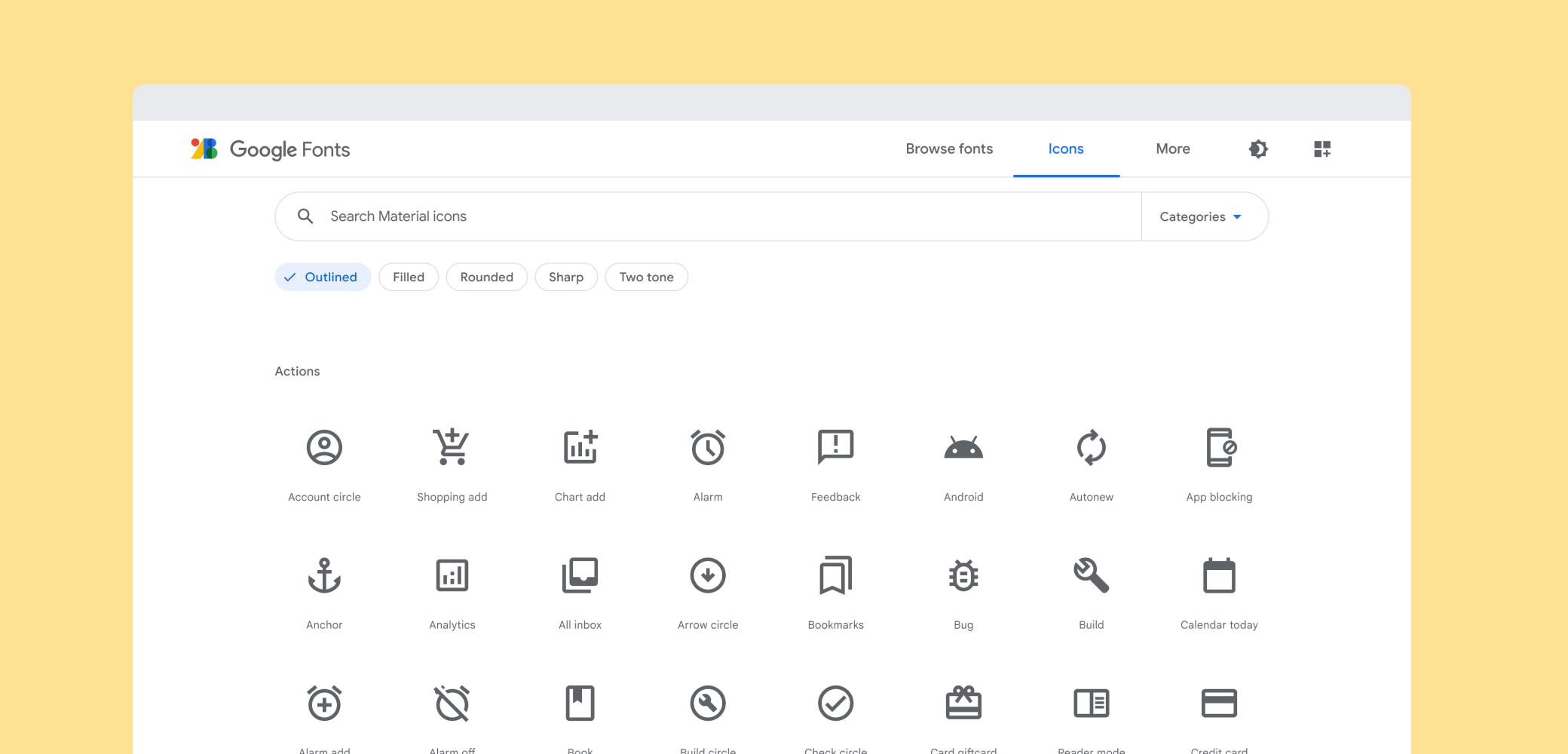 Wie du mühelos Icon Fonts einbinden kannst – Eine Anleitung und Übersicht 8
