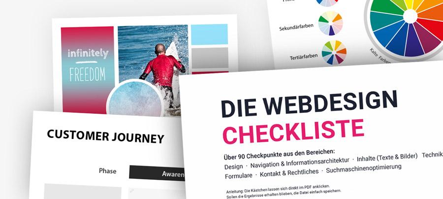 Die Webdesign Checkliste 1